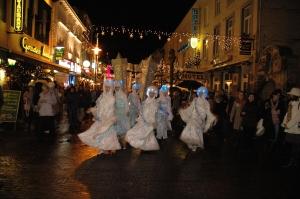 Weihnachtsparade Valkenburg, Christmas Parade Valkenburg