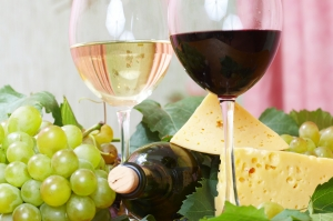 Kultur & Genuss bei Käse und Wein
