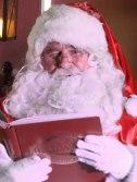 Weihnachtsmann in Simpelveld © Limburg-Tourismus