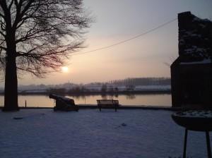 Winter in Noord-Limburg