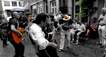 Jazz in Maastricht © Tourismusbüro Limburg