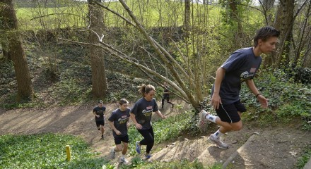 Caveman Run in Valkenburg © Gert Lammer