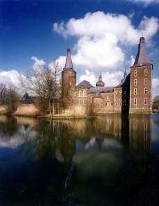 Kasteel Hoensbroek © Tourismusbüro Limburg