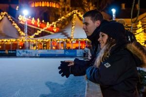 Magisch Maastricht - Wintervergnügen auf dem Vrijthof in Maastricht