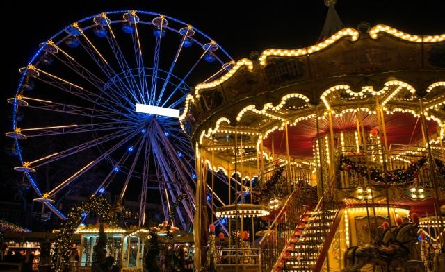 Magisches Maastricht - Weihnachtsvergnügen auf dem Vrijthof