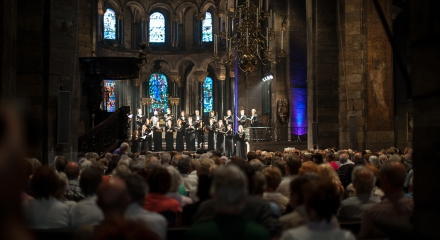Musica Sacra © Tourismusbüro Limburg